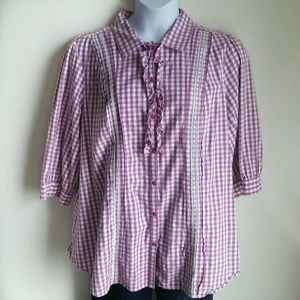 Lane Bryant button down size 18/20